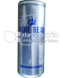 Produktabbildung: Blue Bear Energy Drink 250 ml