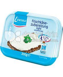 Produktabbildung: Linessa Frischkäsezubereitung light 200 g