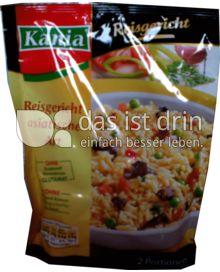 Produktabbildung: Kania Reisgericht 154 g