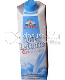 Produktabbildung: Maresi Leichte H-Milch 1 l