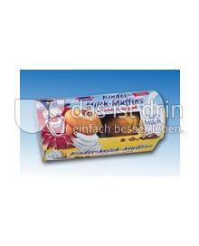 Produktabbildung: Kuchenmeister Kinder-Milch-Muffins 150 g