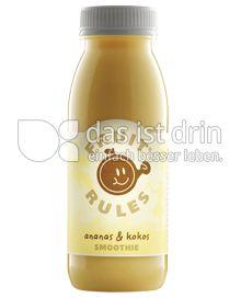 Produktabbildung: FRUIT RULES Ananas & Kokos 250 ml