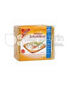 Produktabbildung: 3 Pauly Glutenfreies Vollkorn Schnittbrot 500 g