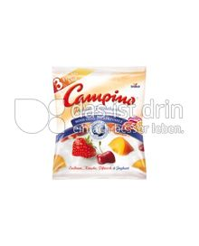 Produktabbildung: Campino Joghurt 3 Früchte Mix ohne Zuckerzusatz