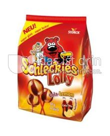 Produktabbildung: Schleckies Lolly Cola-Lemon 80 g