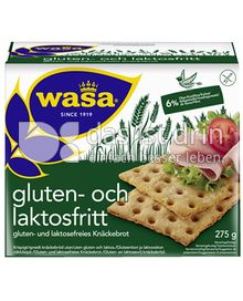 Produktabbildung: Wasa Gluten- och laktosfritt 275