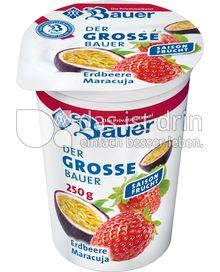 Produktabbildung: Bauer Der grosse Bauer Erdbeere-Maracuja 250 g