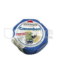 Produktabbildung: Coburger Camembert 125 g