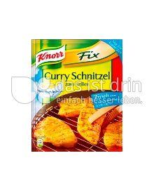 Produktabbildung: Knorr Fix Curry Schnitzel 50 g