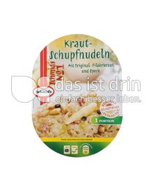 Produktabbildung: Schmid's No 1 Kraut-Schupfnudeln 350 g