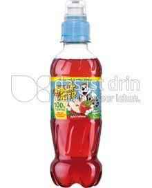 Produktabbildung: FruchtTiger Apfel-Erdbeere 0,25 l