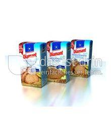 Produktabbildung: Diamant Brotbackmischung 1 kg