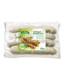 Produktabbildung: Landbrink Geflügel-Bratwurst 400 g
