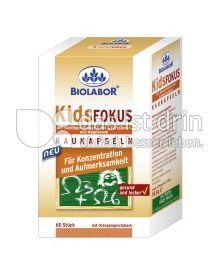 Produktabbildung: Biolabor Kids-Fokus Kaukapseln 60 St.