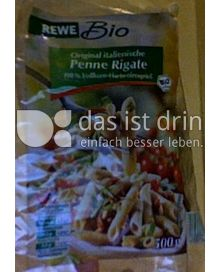 Produktabbildung: Bio Penne Rigate Nudeln 500 g