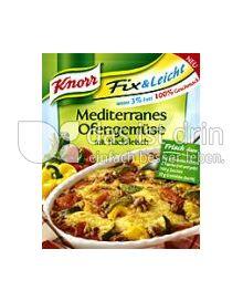 Produktabbildung: Knorr Mediterranes Ofengemüse mit Hackfleisch 64 g