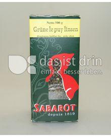Produktabbildung: Sabarot Linsen le Puy 500 g