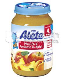 Produktabbildung: Nestlé Alete Pfirsich & Aprikose in Apfel 190 g