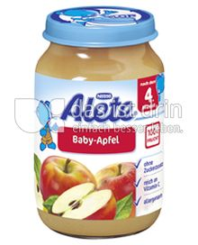 Produktabbildung: Nestlé Alete Baby-Apfel 190 g