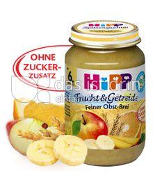 Produktabbildung: Hipp Frucht & Getreide 190 g