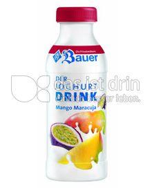 Produktabbildung: Bauer Joghurtdrink Mango-Maracuja 250 g