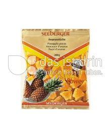 Produktabbildung: Seeberger Ananasstücke 200 g