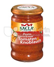 Produktabbildung: Saclà Getrocknete Tomaten & Knoblauch 190 g