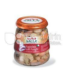 Produktabbildung: Saclà Fagiolata con Funghi 280 g