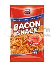 Produktabbildung: Xox Bacon Snack 100 g