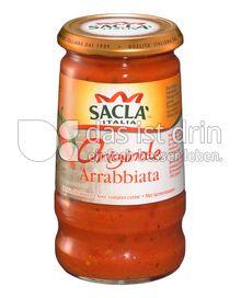 Produktabbildung: Saclà Kirschtomaten Arrabbiata 420 g