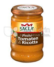 Produktabbildung: Saclà Pesto aus Tomaten & Ricotta 190 g