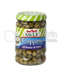 Produktabbildung: Saclà Kappern 95 g