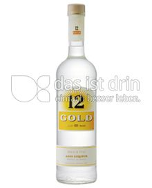Produktabbildung: 12 Gold Anislikör 0,7 l