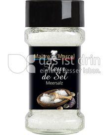 Produktabbildung: Maitre Marcel Fleur de Sel 100 g