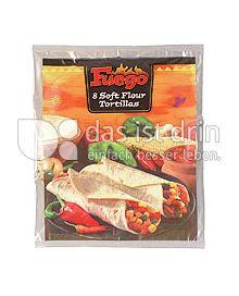 Produktabbildung: Fuego Soft Flour Tortillas 360 g