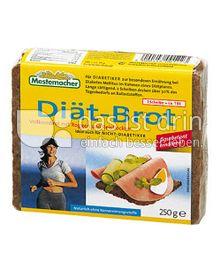 Produktabbildung: Mestemacher Diät-Brot 250 g