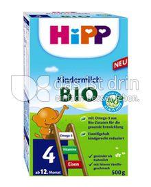 Produktabbildung: Hipp Kindermilch Bio 4 500 g