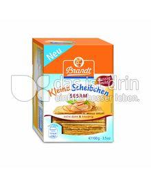 Produktabbildung: Brandt Kleine Scheibchen 100 g