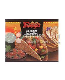 Produktabbildung: Fuego Taco Shells 125 g