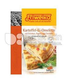 Produktabbildung: Friweika Kartoffel-Ei-Omelette 500 g