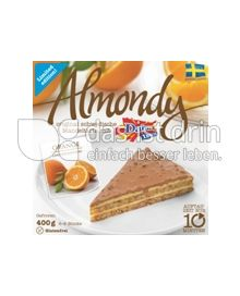 Produktabbildung: Almondy Mandeltorte Daim Orange 400 g