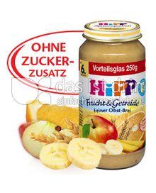 Produktabbildung: Hipp feiner Obstbrei 250 g