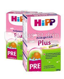 Produktabbildung: Hipp Anfangsmilch Plus 500 g