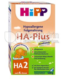 Produktabbildung: Hipp HA-Plus HA2 500 g