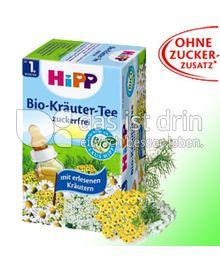 Produktabbildung: Hipp Bio-Kräuter-Tee 30 g