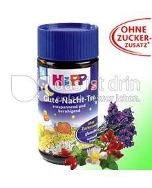 Produktabbildung: Hipp Gute-Nacht-Tee 23 g