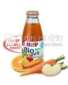 Produktabbildung: Hipp Bio Saft Früchte-Karotte 0,5 l