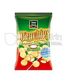 "Produktabbildung: Funny-Frisch Ofenchips ""Créme frâiche"" 100 g"