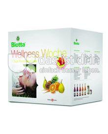 Produktabbildung: Biotta Biotta Wellness Woche 500 ml