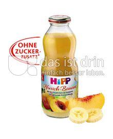 Produktabbildung: Hipp Pfirsich-Banane 0,5 l